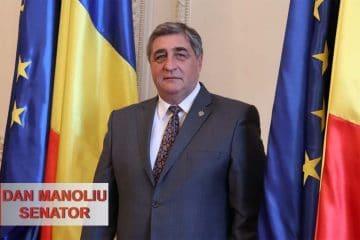 """Senator PSD Dan Manoliu: """"D'ale carnavalului!!!"""""""