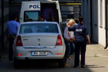Tânără condamnată de Judecătoria Roman, depistată de polițiști