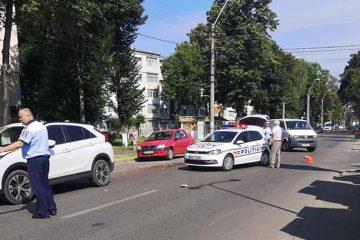 Accident rutier mortal în municipiul Roman
