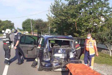 În această dimineață, în Neamț: accident rutier cu victime