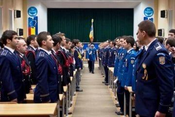IPJ Neamț Neamț recrutează candidați pentru admitere la Academia de Poliţie