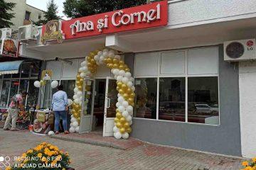 Un nou magazin ANA ȘI CORNEL a fost inaugurat în Roman