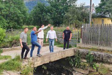 """Deputat Mugur Cozmanciuc: """"Guvernul PNL alocă bani județului Neamț pentru înlăturarea efectelor inundațiilor"""""""
