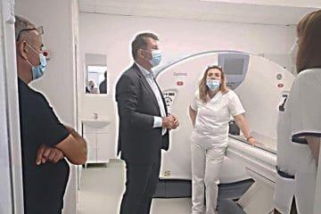 """Lucian Micu: """"La Spitalul Roman, computerul tomograf este instalat și așteptăm autorizația de funcționare!"""""""