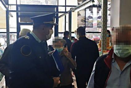 Verificări, în Neamț: au fost vizate restaurantele care au deschise terase și mijloacele de transport în comun