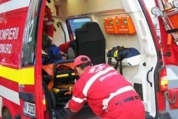 Neamț: accident rutier cu două victime. Căruțașul avea peste 1,50 mg/l alcool pur în aerul expirat