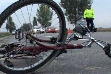 Un bărbat se află în comă profundă în urma unui accident rutier