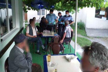 Ziua și controalele: au fost vizate restaurantele, localurile publice cu terase și mijloacele de transport în comun