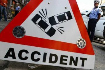 Accident rutier cu victime, la Doljești
