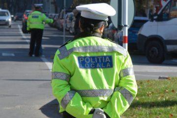 Poliția Locală Roman: amenzi pentru neachitarea parcării, oprire interzisă și pentru lipsa măștilor de protecție în spații închise