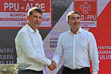 """Alexandru Rotaru: """"Lucian Micu este candidatul pe care alianța PSD-PPU îl propune la Primăria Roman!"""""""