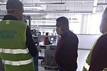 Neamț: Mai multe firme care figurau cu activitatea suspendată au chemat salariații la muncă