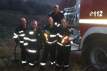 Salvatorii au fost la datorie! Trei incendii s-au produs noaptea trecută, în Neamț