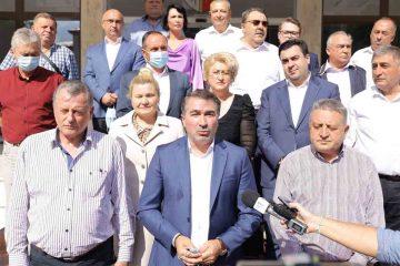"""Ionel Arsene, candidat pentru un nou mandat de președinte al CJ Neamț: """"Sunt un om al faptelor!"""""""