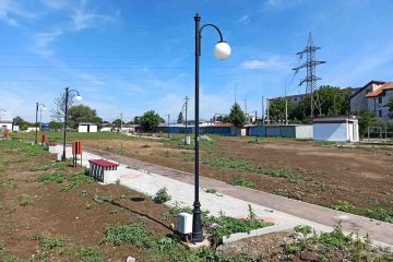 Foto: În această toamnă, cu puțin noroc și multă mobilizare, ne vom plimba prin Parcul Jora, din Roman