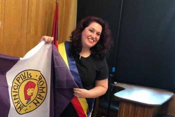De astăzi, 6 august, Primăria Roman este condusă de viceprimarul Roxana Ioana Iorga