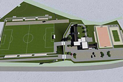 Cadou pentru municipiul Roman: bază sportivă multifuncțională, pe str. Islazului