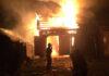 Intervenții la incendii, în Neamț: pompierii au intervenit la Ruginoasa și la Podoleni