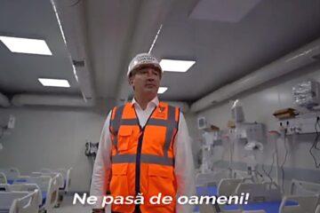 """Ionel Arsene: """"Spitalul Modular COVID se va deschide în câteva zile!"""""""
