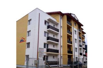 Astăzi, în Neamț, Agenția Națională pentru Locuințe a recepționat 24 de locuințe pentru tineri, destinate închirierii