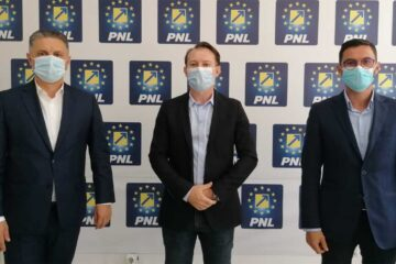 Ministrul Finanțelor Florin Cîțu: Am văzut că la Neamț se dorește schimbarea, că vor să scape județul de vătaful Arsene