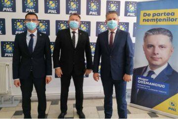 """Ministrul Sănătății Nelu Tătaru: """"Susțin proiectul propus de Mugur Cozmanciuc. Necesitatea unui spital județean nou la Neamț este imperioasă"""""""