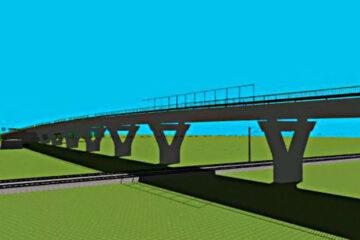 """Vești bune! Studiu de fezabilitate, PAC și proiect tehnic – """"Pasaj pe DN 2, la Roman, peste trecerea la nivel cu calea ferată"""""""