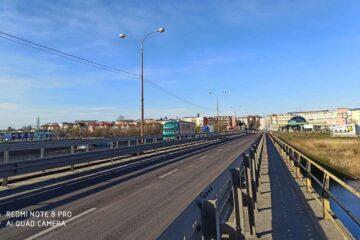 În cel mai scurt timp, podul peste Moldova, spre Horia, va fi reabilitat și asfaltat
