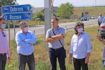Un punct negru pe harta Poliției Rutiere, intersecția de la Girov va fi semaforizată și se va montată o cameră video