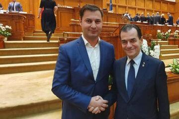 Premierul Ludovic Orban vine în Neamț și vizitează Stația de comprimare a gazului metan de la Gherăești