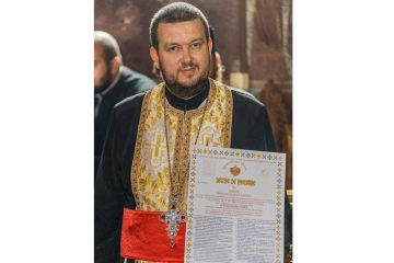 Preotul Dan Alexandru Antoce este, de astăzi, noul protopop al Protoieriei Roman
