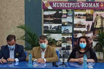 Strada Bogdan Dragoș, din Roman, va fi modernizată fără nicio cheltuială din bugetul local