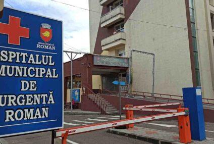 Peste 400 de teste SARS-COV-2 au fost efectuate la Spitalul Roman