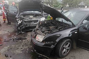 Accident rutier grav, cu patru victime, astăzi, în Neamț