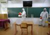 Cursuri suspendate pentru clase de la două unități de învățământ din Roman