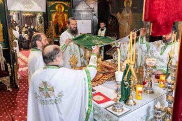 Sfânta Cuvioasă Parascheva – sărbătoare la Catedrala Arhiepiscopală Roman