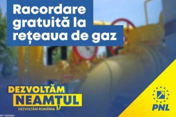 Parlamentarii PNL au contribuit activ la obiectivul extinderii rețelei de gaze naturale în județul Neamț