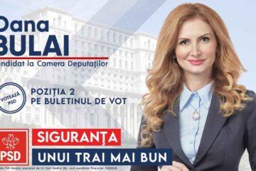 """Oana Bulai, candidat PSD Neamț la Camera Deputaților: """"Cultura românească are rapid nevoie de sprijin guvernamental"""""""