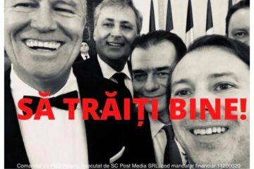 """Răzvan Cuc: """"13 miliarde de euro. Cu minus! Bugetul României a fost ruinat de către liberali"""""""