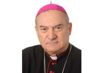 """Episcopia Romano-Catolica Iași: """"Vă rugăm să-l purtați în rugăciune pe PS Petru Gherghel, confirmat pozitiv cu SARS-CoV-2"""""""