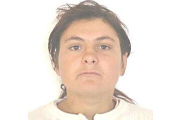 Tatăl a anunțat polițiștii din Sagna că fiica sa a dispărut de acasă și nu a mai revenit. Dacă o vedeți, sunați la 112