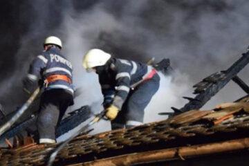 Incendiu la o locuință din Vulpășești – Sagna