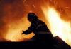 În această dimineață: incendiu la o gospodărie de pe str. Vasile Alecsandri, din Roman