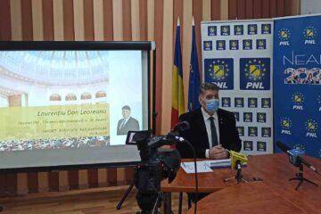 """""""Am promis, am făcut! Vă mulțumesc pentru încredere!"""" Deputatul Laurențiu Leoreanu și-a prezentat raportul de activitate"""