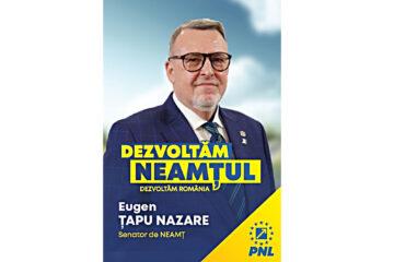 """Eugen Țapu-Nazare, PNL: """"PSD pregătește, pe ascuns, majorarea taxelor plătite de români"""""""
