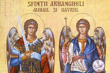 Sărbătoarea Sfinților Mihail și Gavril – tradiții și obiceiuri