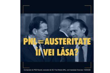 """Ciprian Șerban: """"Guvernul PNL pune în continuare piedici economiei țării"""""""