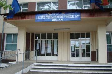 """Posturi vacante de muncitori calificați scoase la concurs la Liceul Tehnologic """"Vasile Sav"""" Roman"""