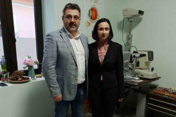 Clinica Oftalmologică PROFILENS Roman sărbătorește un an de la înființare. La mulți ani!