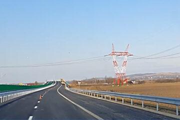 Președintele României Klaus Iohannis va inaugura mâine, 2 decembrie, primul tronson de autostradă din Moldova